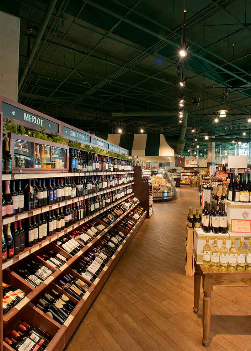 Grocery store energy management services