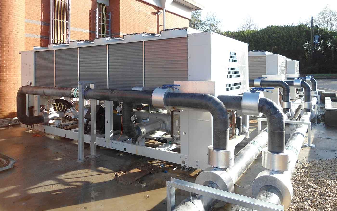 HVAC Chiller system
