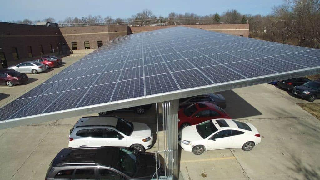 5 benefits of solar carports