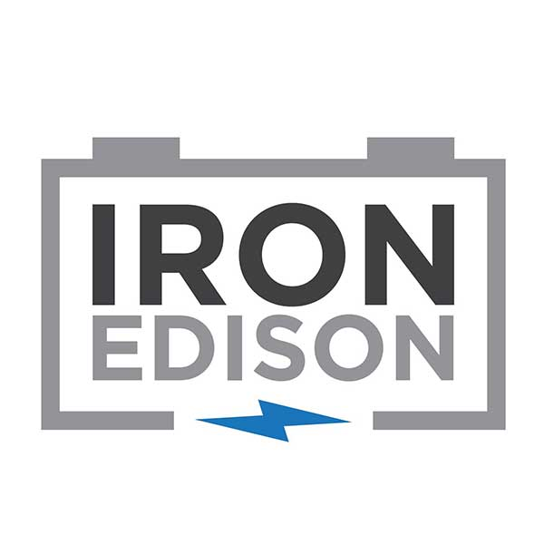 Iron Edison commercial battery storage