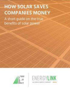 How Solar Saves Companies Money eBook