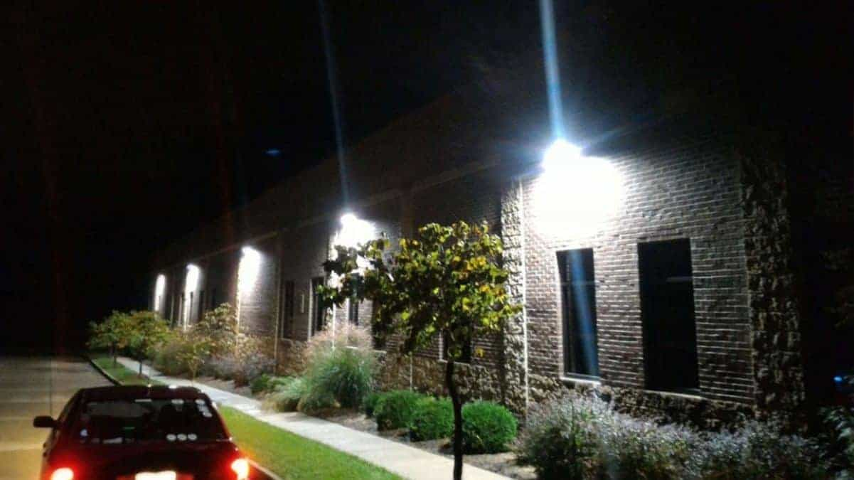 Exterior Commercial LED Lights