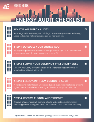 Energy Audit Checklist