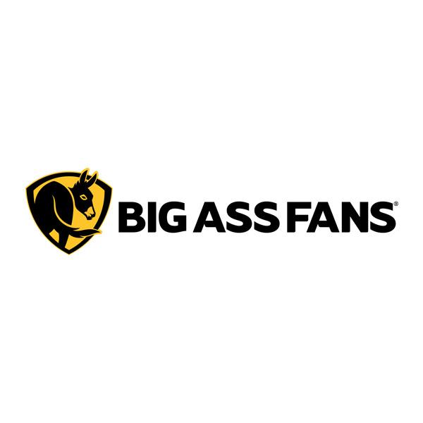 Big Ass Fans   Destratification fans   Air pears