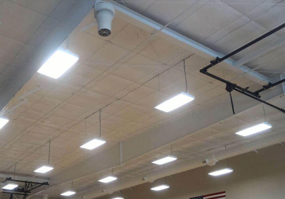 EnergyLink Destratification Fans / Air Pair Systems