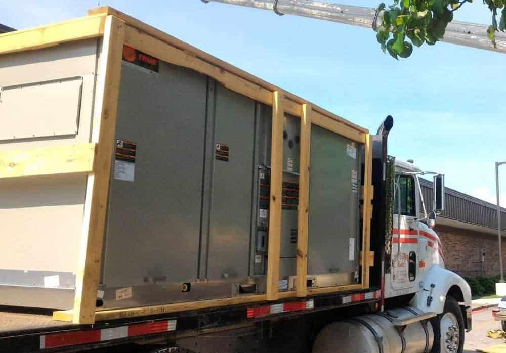 CIS HVAC Delivery