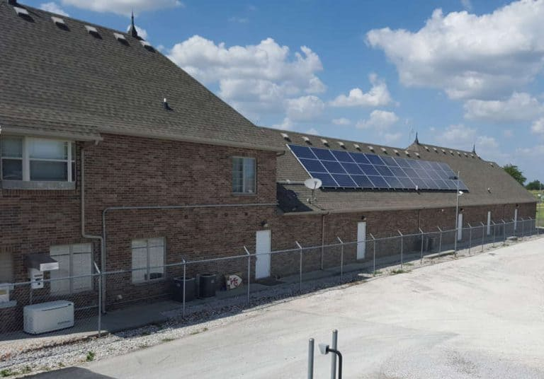 Energy services for storage facilities