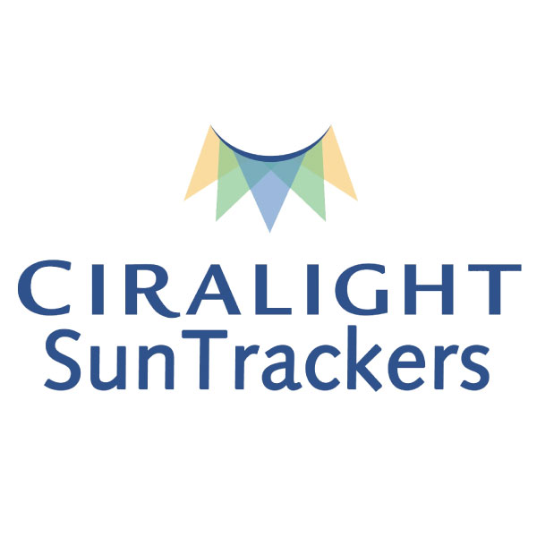 Suntrackers for commercial buildings