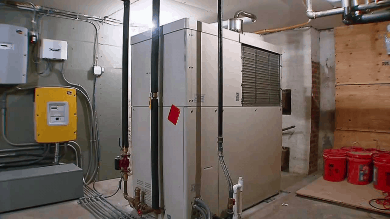 Combined Heating & Power Unit | CHP System