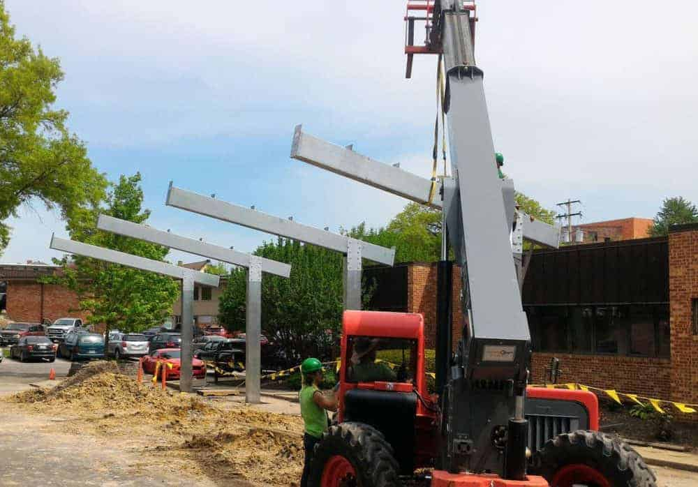 EPC Services | Doctors Park energy project construction