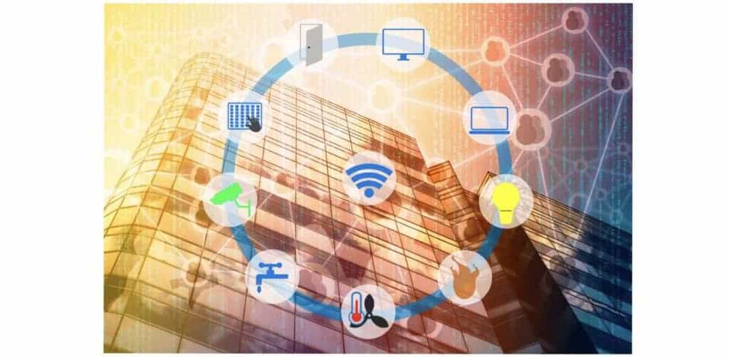 building automation system concept