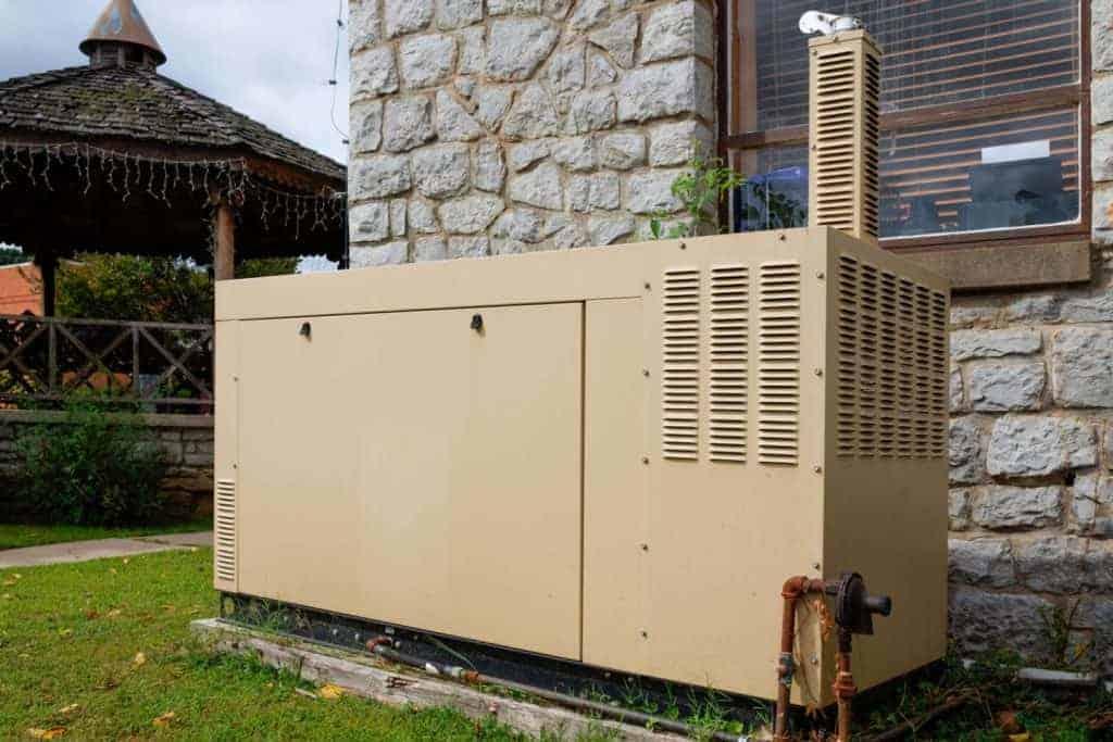 Commercial Backup Generators