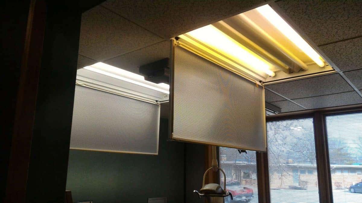 Indoor Commercial LED Lights