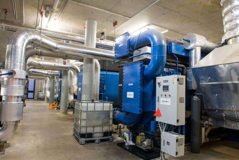 Absorption Chillers | Designed, built, and installed by EnergyLink