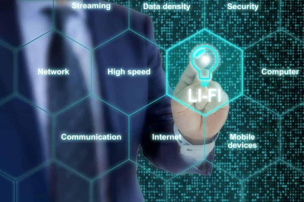 Li-Fi EnergyLink