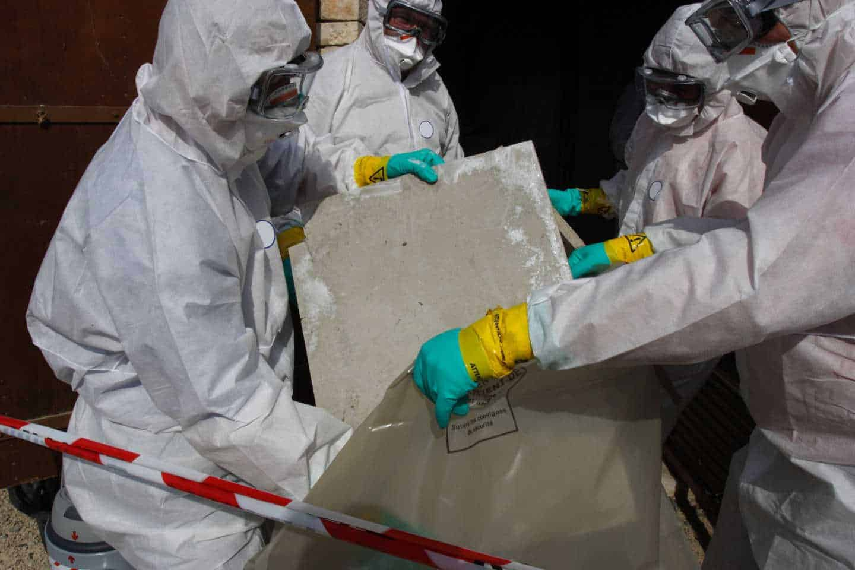 Asbestos Dangerous work