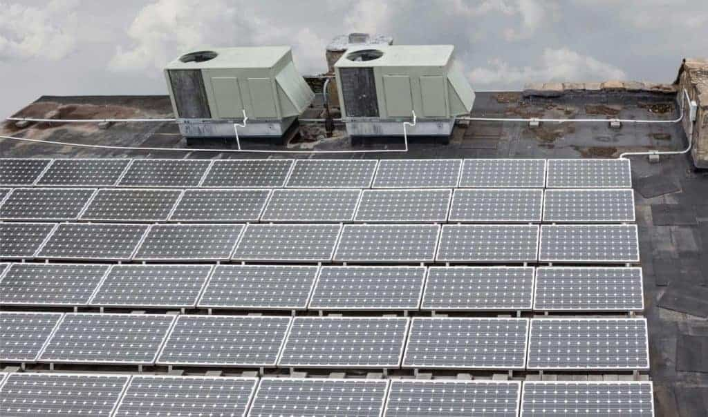 residential and commercial solar