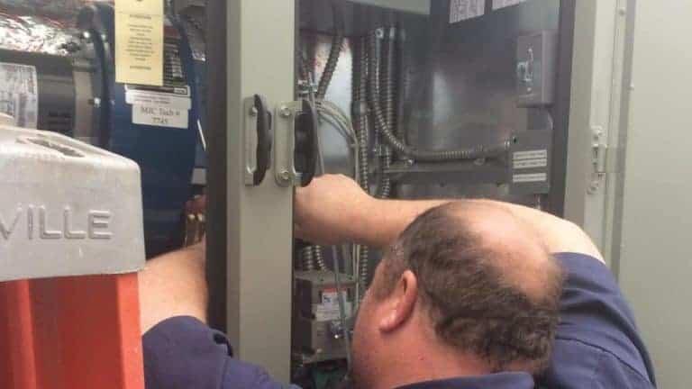 BAS controls install