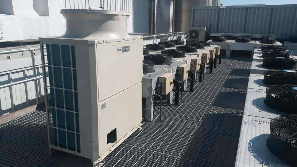 Commercial VRF System