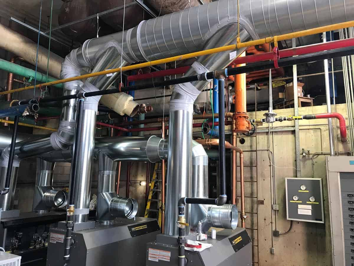 Commercial Boiler Systems | Designed, Built, and Financed by EnergyLink