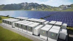 Solar Plus Storage | Commercial solar plus energy storage