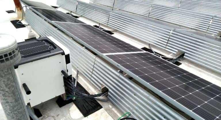EDC Solar Interconnection