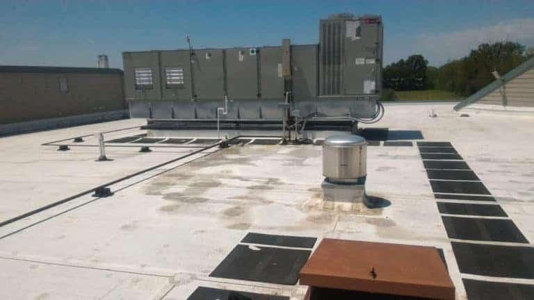 Centric Cardio Solar Install Pic