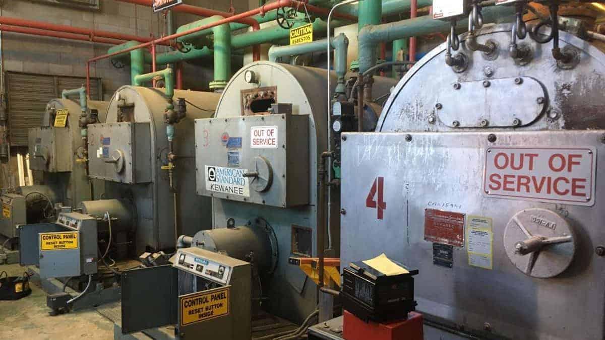 Mechanical System Renovation