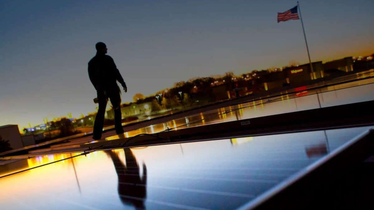 Improve sustainability with renewable energy projects