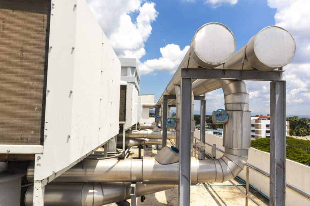 3 Benefits of a Natural Gas-Fired Chiller System