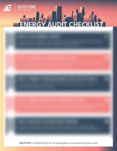 Energy Audit Checklist - Blurred