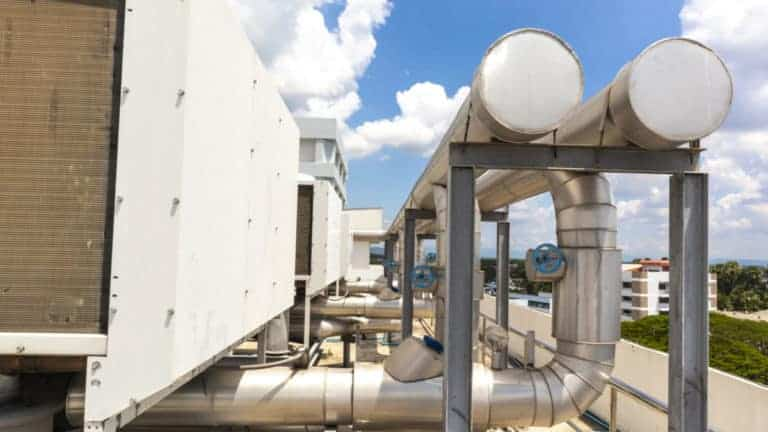 Natural Gas Fired Chillers | Designed, Built, and Financed By EnergyLink