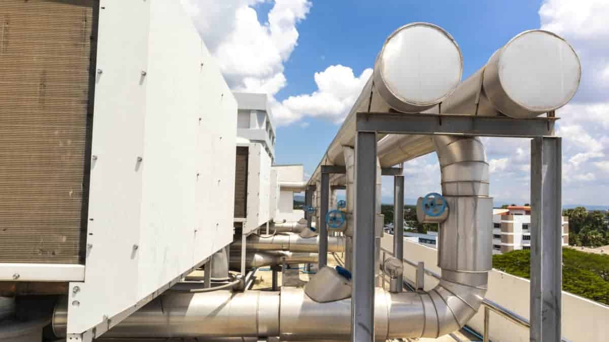 Natural Gas Fired Chillers   Designed, Built, and Financed By EnergyLink