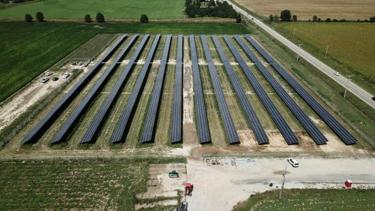 Utility Scale Solar - Designed, Built, and Financed by EnergyLink