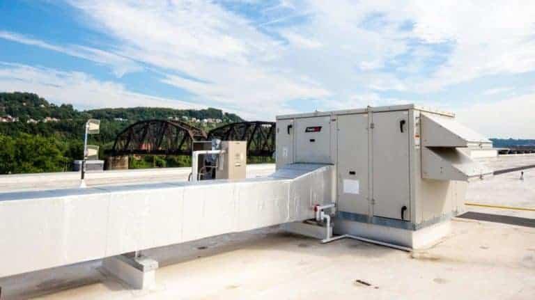 Commercial ERV System | Designed, Built, and Financed by EnergyLink
