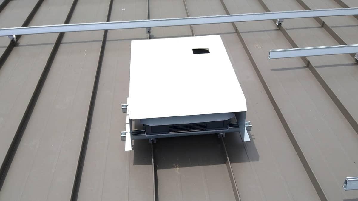 Macon - National Guard Solar Inverter