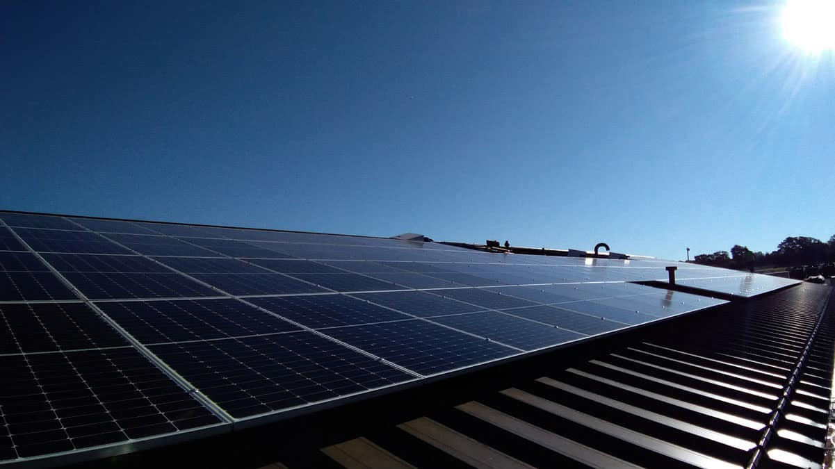 Macon - National Guard Solar Install Pic 4