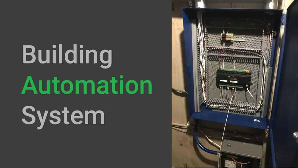 Oxford Vista Building Automation System
