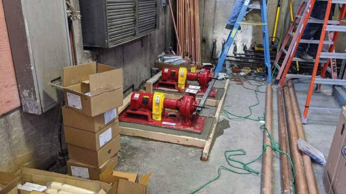 Oxford Vista Geothermal Heat Pump