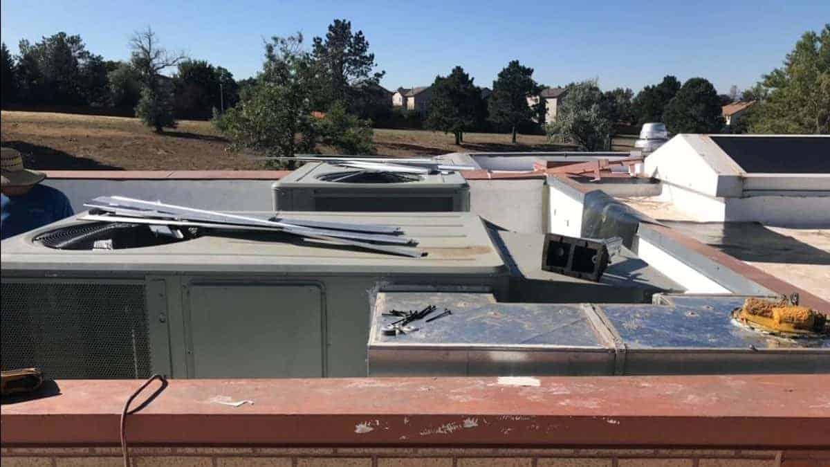 Oxford Vista - New HVAC Unit
