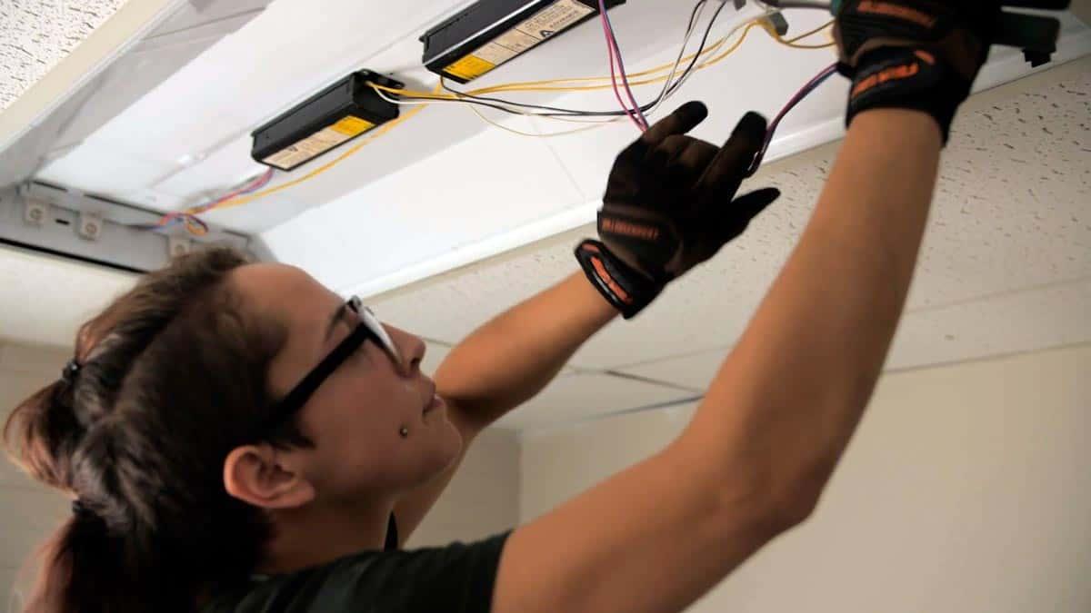 Oxford Vista LED Lighting Install