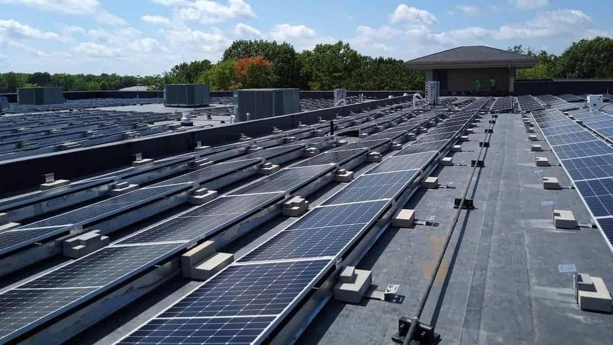 Shelter Insurance Solar Install Pic 5