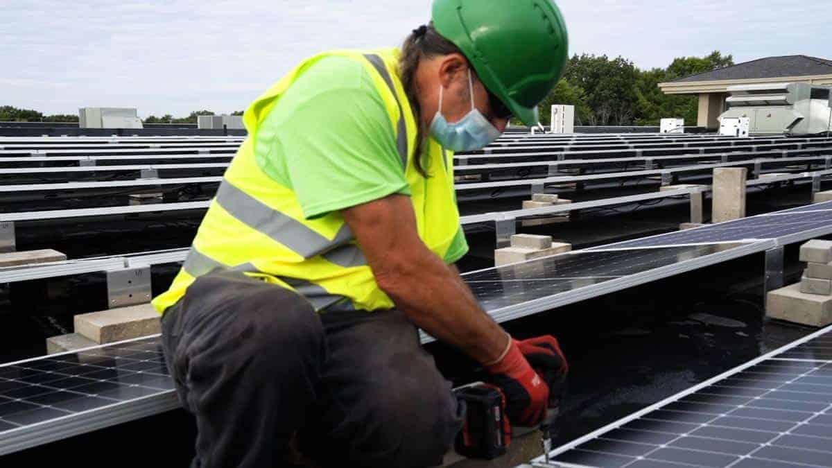Shelter Insurance Solar Install Pic 3