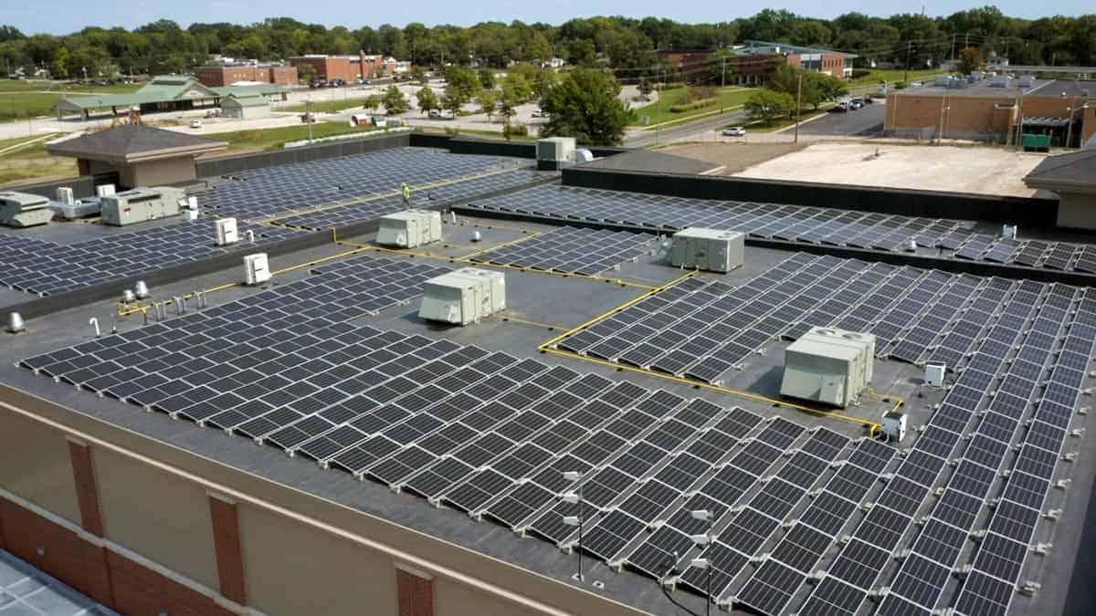 Shelter Insurance Solar Install Pic 1