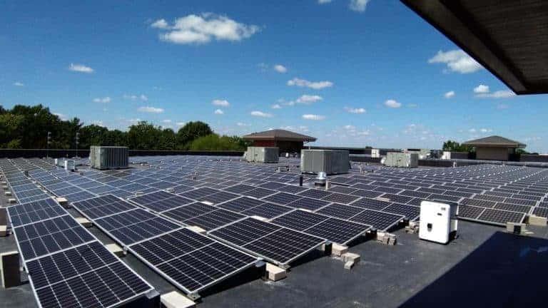 Shelter Insurance Solar Install Pic 6