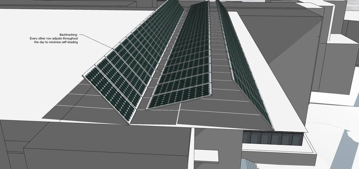 76 Solar Backtracking Rendering 1