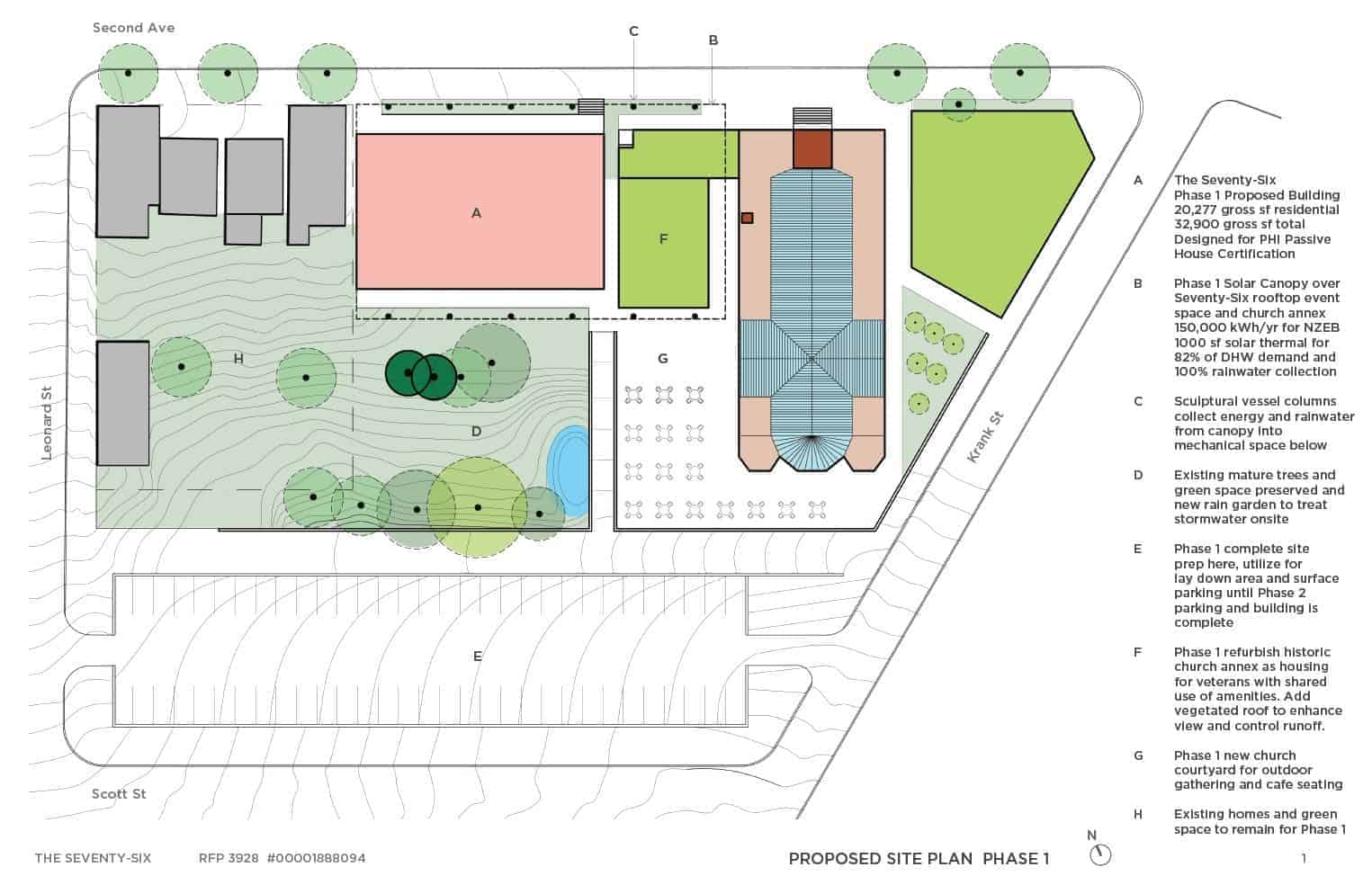 Phase 1 Site Plans