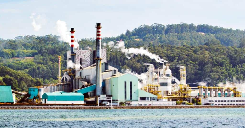 Paper Manufacturing Mill