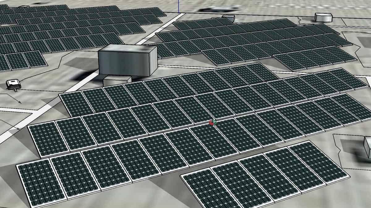 Solar Rendering