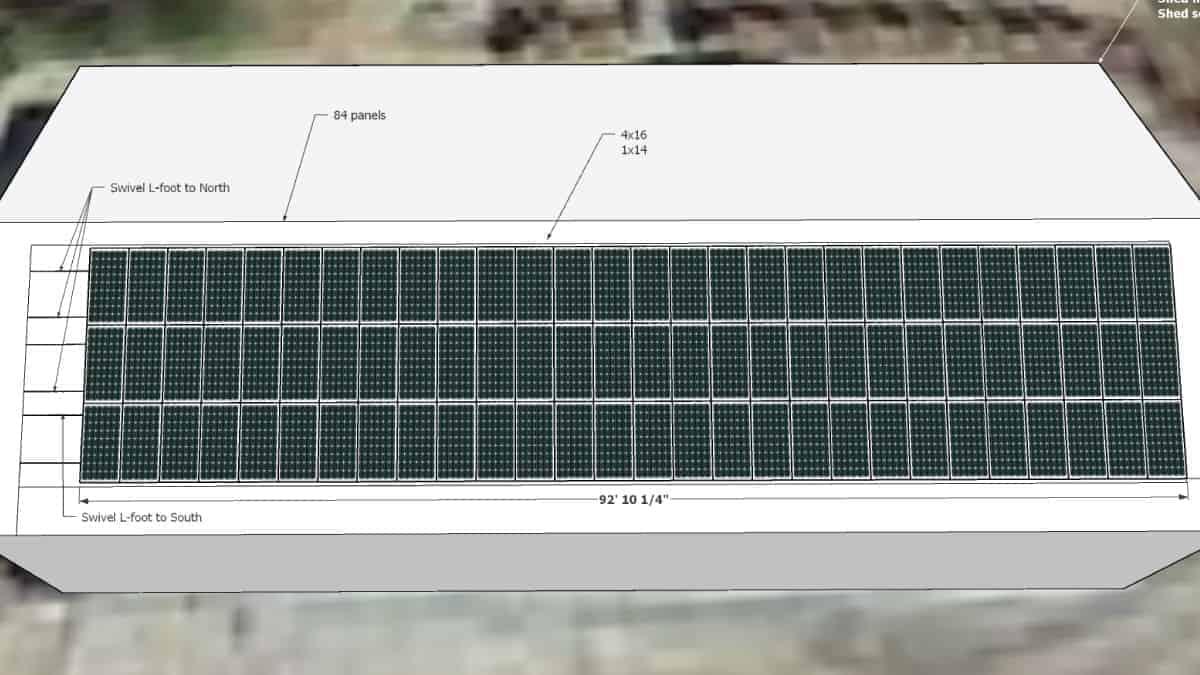FairCom Solar Rendering 2